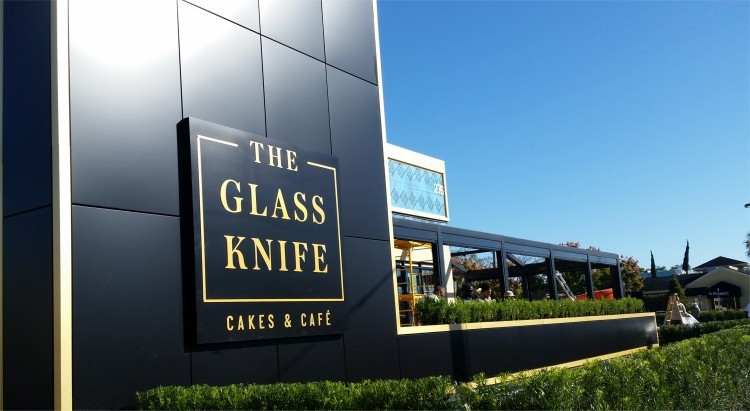 The Glass Knife