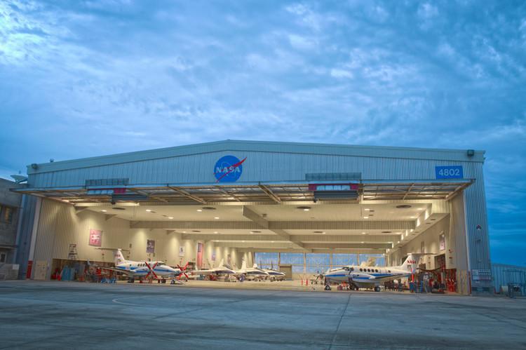 NASA Hanger Door