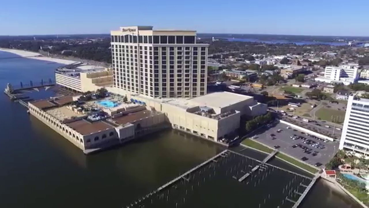 Beau Rivage - All exterior light guage