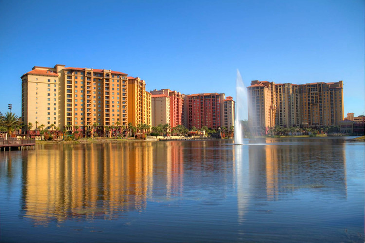 Wyndham Bonnet Creek Resort View 2