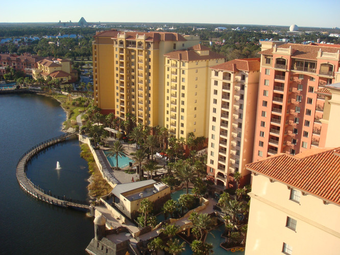 Wyndham Bonnet Creek Resort - View 1