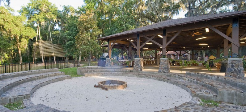 Boy Scout - Camp Wewa Pavilion