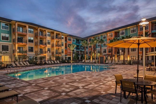 Millennia 700 Apartments