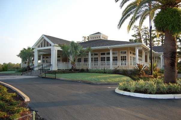 Dubsdread Golf Club House