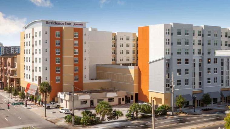 Marriott Residence Inn Downtown