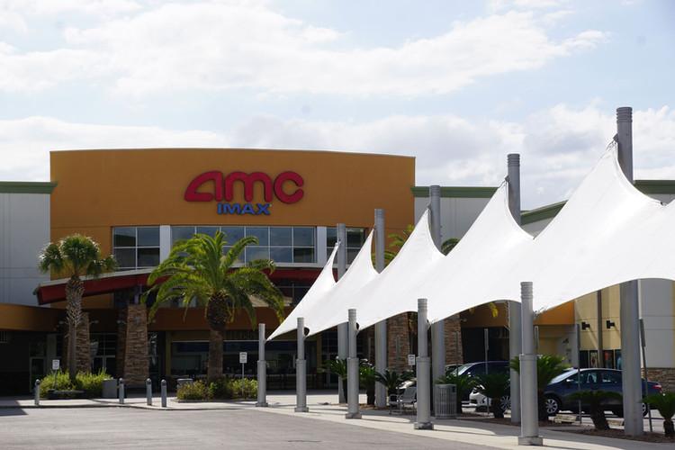 AMC Tent Structure