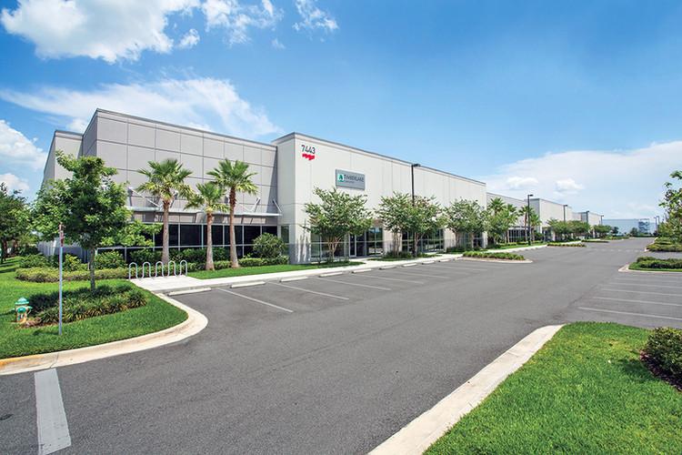 Lee Vista Industrial Warehouses