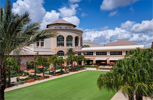 Gaylord Palms Convention Center - All light gauge framing