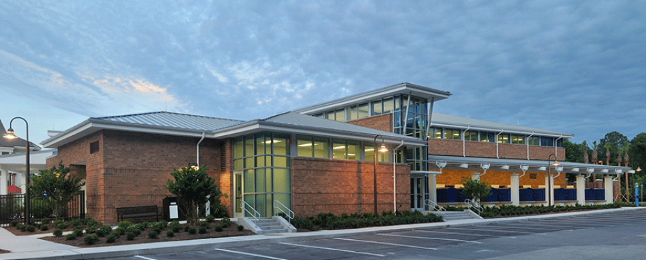 UNF - Osprey Clubhouse