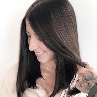 brunette hair salon Mt Pleasant, SC