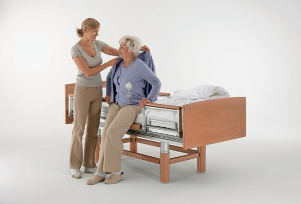 เตียงเพื่อสุขภาพ Voelker Bed