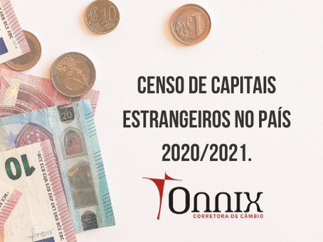Censo de Capitais Estrangeiros no País