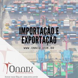 Diferenças entre Exportação e Importação
