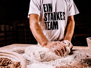"""""""Bäcker aus Leidenschaft."""" - teamwork!"""