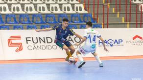 Parabéns ao time do Umuarama Futsal Base pela estreia com 3 vitórias