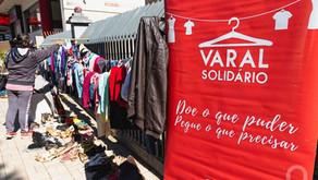 Social: Fundação Cândido Garcia promove Varal Solidário