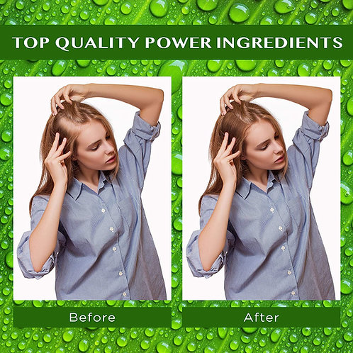 Hair Serum (Growth, thicker, stronger)
