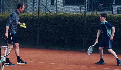 Stefan van de Stroet | Tenniscoach