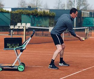 Stefan van de Stroet   Tenniscoach
