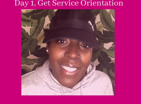 Challenge 5, Get Service