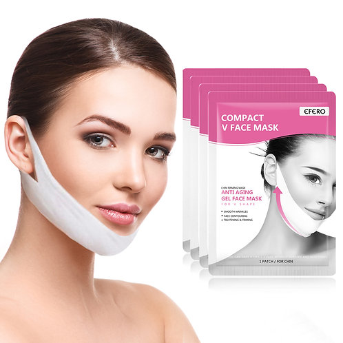 Firming Lift Skin Face Mask Chin v Shaped Slimming Mask Chin Check Lifting
