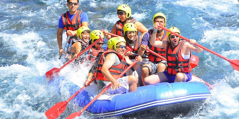 Her hafta Sonu Rafting