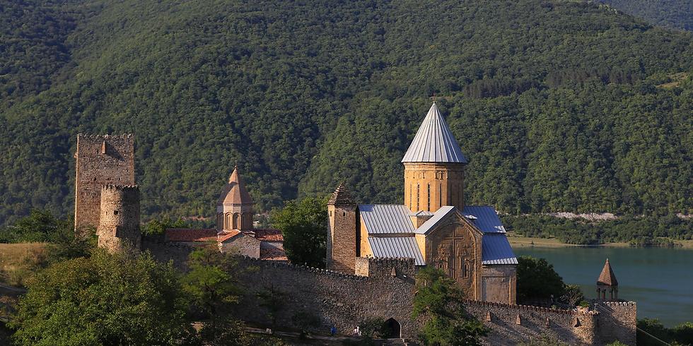 Gürcistan Kültür Gezisi