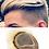 Thumbnail: HERR| Herren Toupee Mono Haarteil Perücken Ersatzsystem für Männer # 21