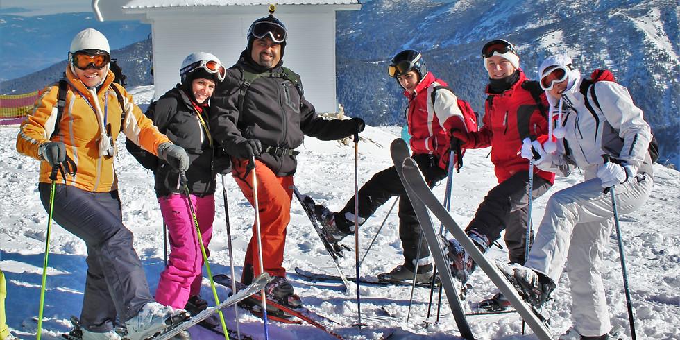 Türkiye'nin Alpleri Sarıkamış Kayak Turu