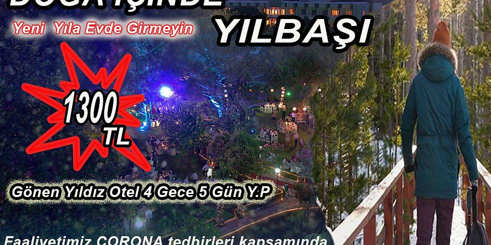 Yeni Yıla Bizimle Girin 4 Gece 5 Gün