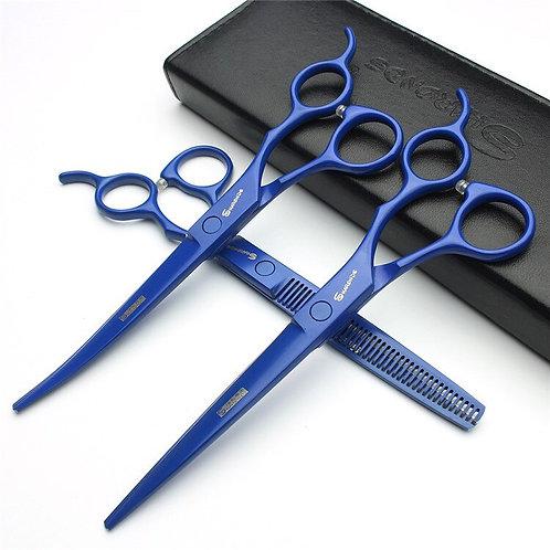 Japan Haarschere Black Barber Shop Schere