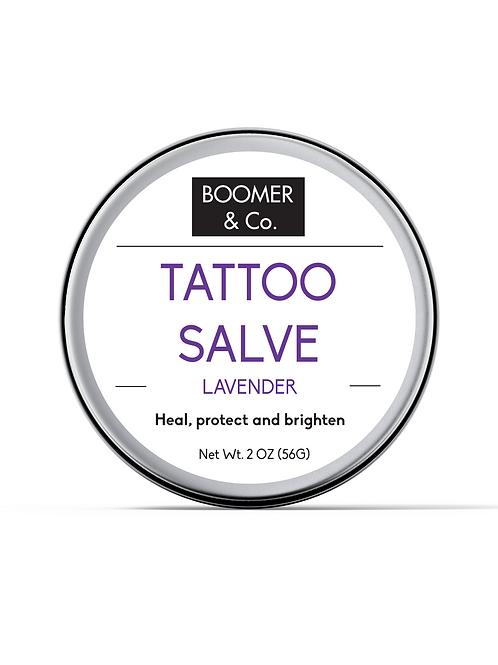 Best Natural Tattoo Salve