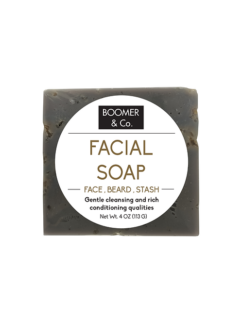 Best Natural Facial and Beard Soap