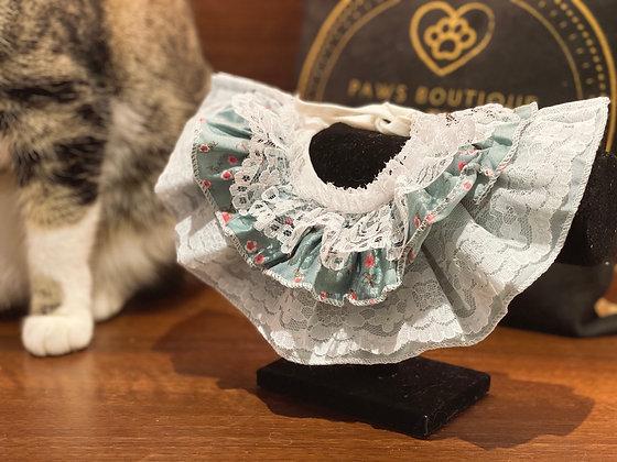 Tea Pawty Bib Collar