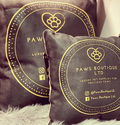 Paws Boutique Cushion
