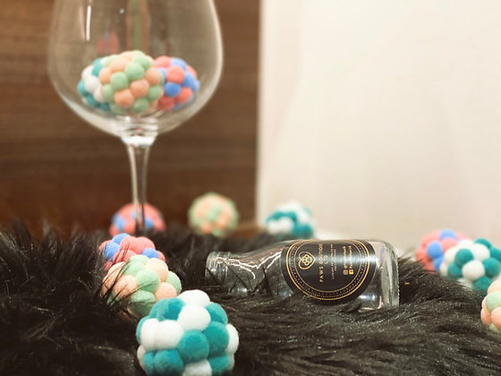 Pom Ball Toys (3pc)