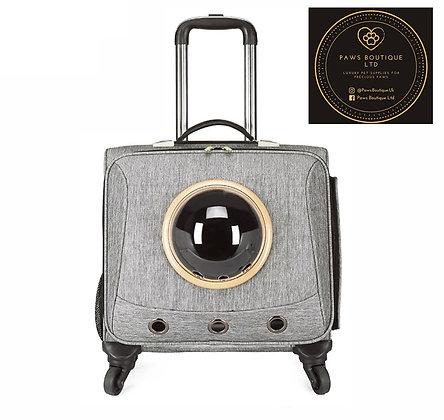 Luxury Pet Luggage
