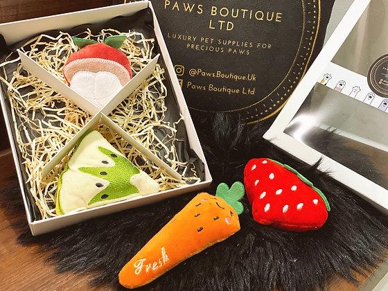 Cat-Nip Fruit & Veg