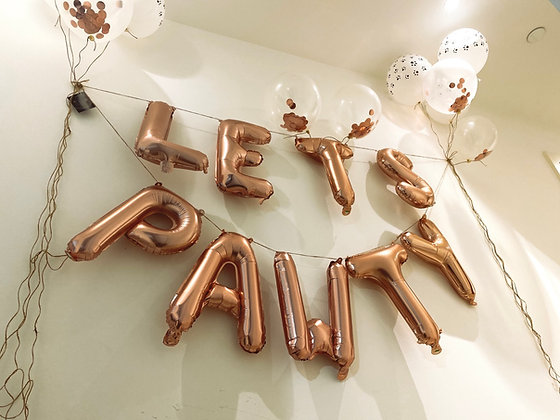 Lets Pawty Balloons