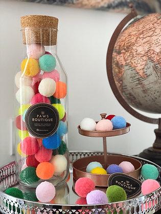 Fluff Balls Toy Set (10pc)