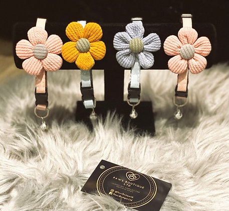 Flower Power Collar
