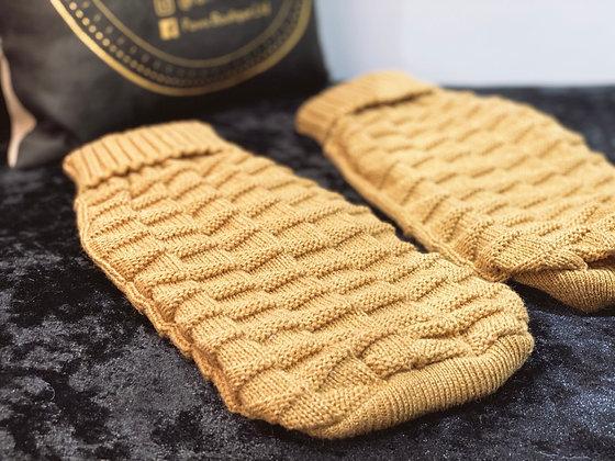 Luxury Waffle Knitwear