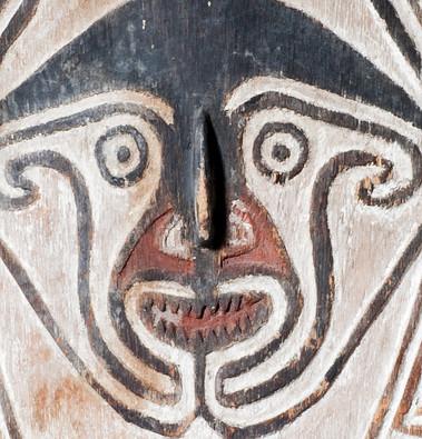 Gope board, Papuan Gulf