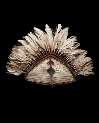 Kiwai Headdress