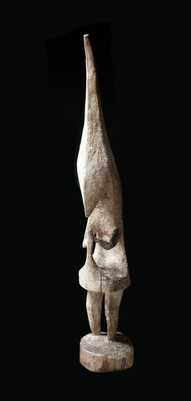 Mimika figure, West Papua