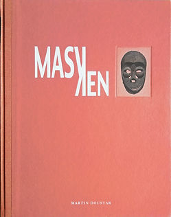 Masken, Primitive art, African masks