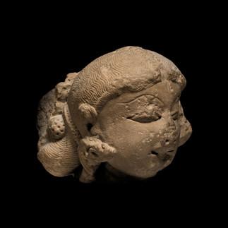 Female Divinity Head