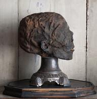Mummy head, Egypt