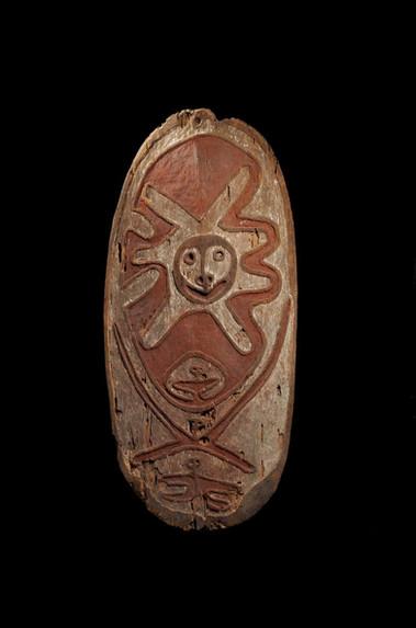Gope board, Papua New Guinea