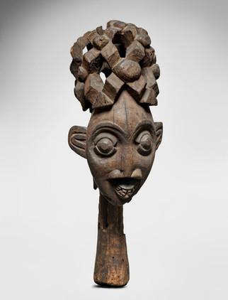 Bamun Headcrest
